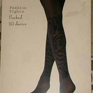 a new day Xavier Navy Fashion Tights